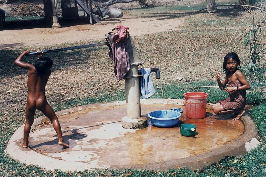 Cambogia Acqua